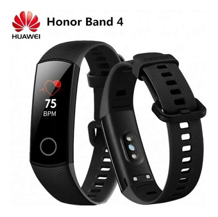 Huawei Honor Band 4 Acuática Pulsera Inteligente mas mica de regalo Lince