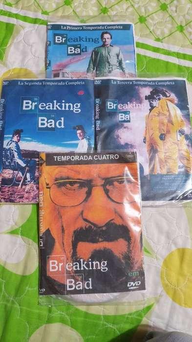Serie Breaking Bad Completa