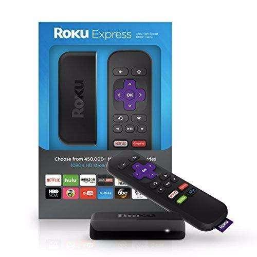 Roku Express Full Hd Streaming 1080 Hd