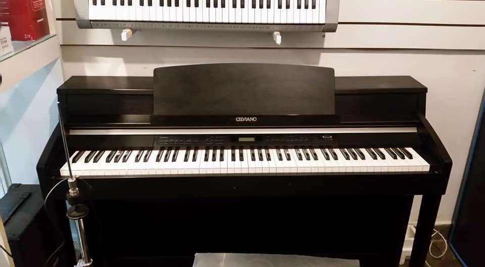 PIANO CASIO CELVIANO AP-620 IMPECABLE!!!
