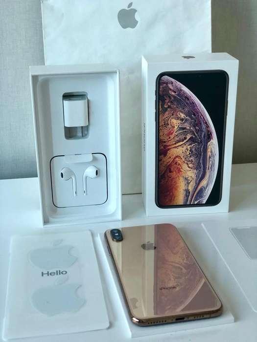 iPhone Xs Max 64Gb 10-10 Excelenteestado