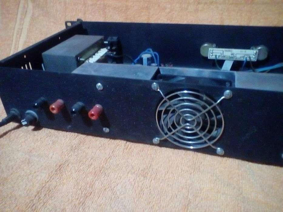 Fuente amplificador CX-400