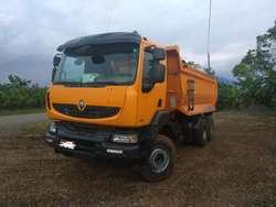Vendo Volqueta Renault 380