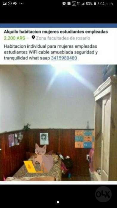 Habitación Individual Chicas Estudiante