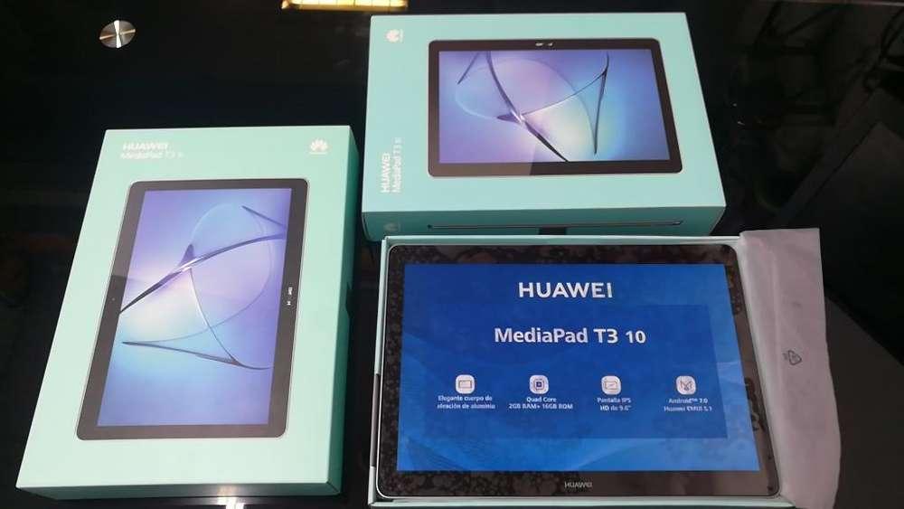 Oferta Ya Solo Hoy Tablet Huawei T3 10