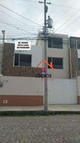Venta de casa en Ibarra sector Caranqui