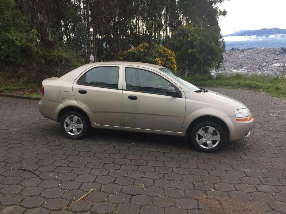 Chevrolet Aveo Family 2014 - 74000 km