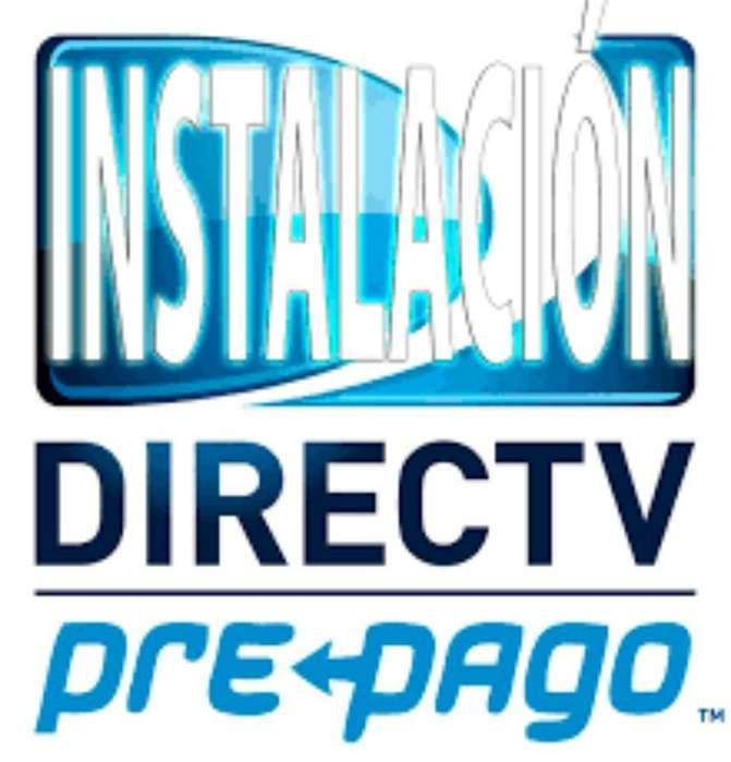 Intalacion de Antenas Directv a Domicili