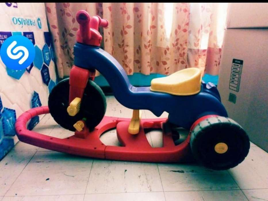 Triciclo Fisher Price 3en 1