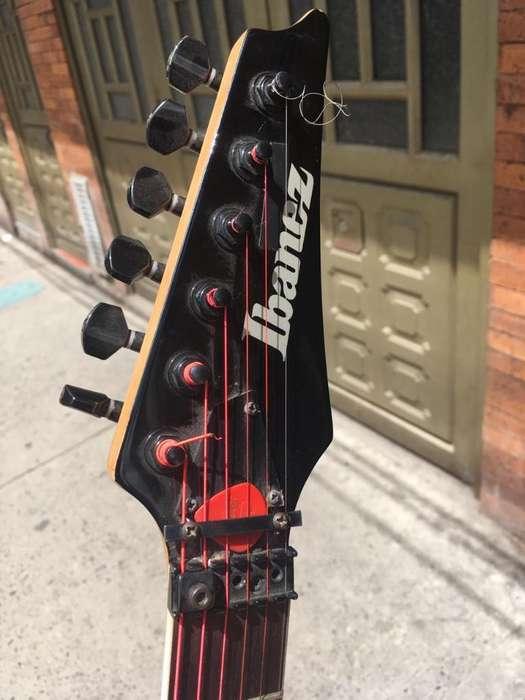 Vendo <strong>guitarra</strong> Ibanez en Muy Buen Estado
