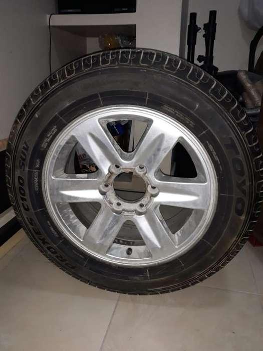 <strong>llanta</strong> Nueva Y Aro de Aluminio R17