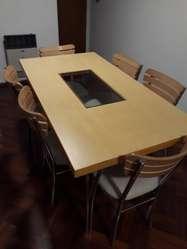 Mesa de Comedor Rectangular