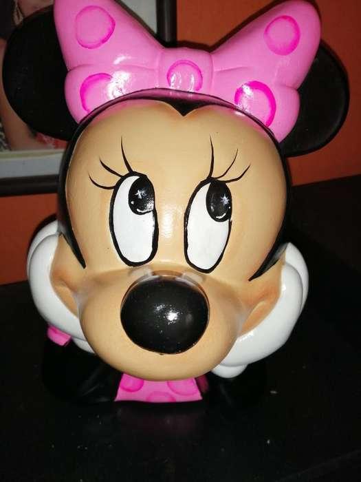 Alcancía de Minnie
