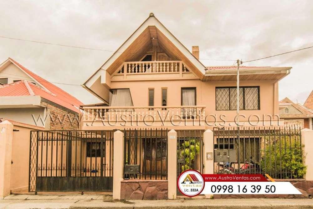 Casa gigante en Totoracocha ideal para hacer 3 departamentos