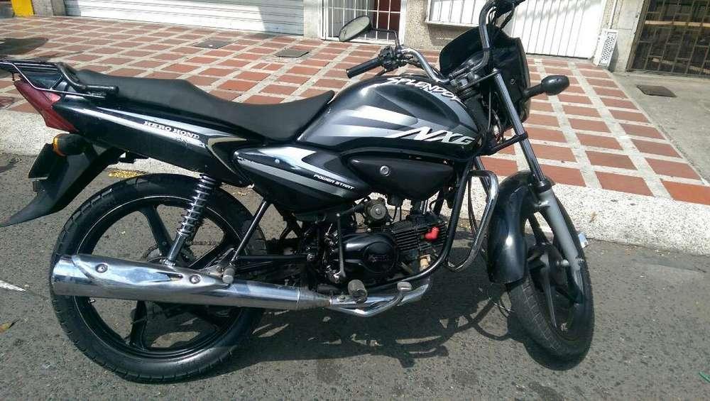 Economica Honda Splendor100 2010 Al Dia