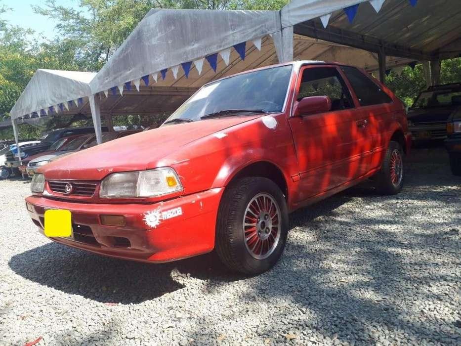 Mazda 323 1991 - 244781 km
