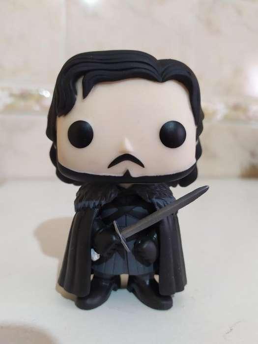 Jon Snow Game Of Thrones Muñeco