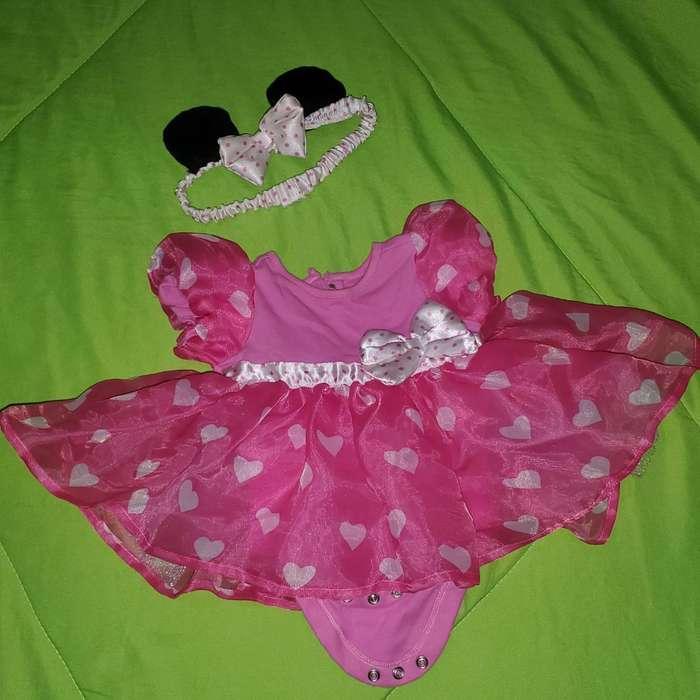 Vestido de Minnie Marca Disney Baby