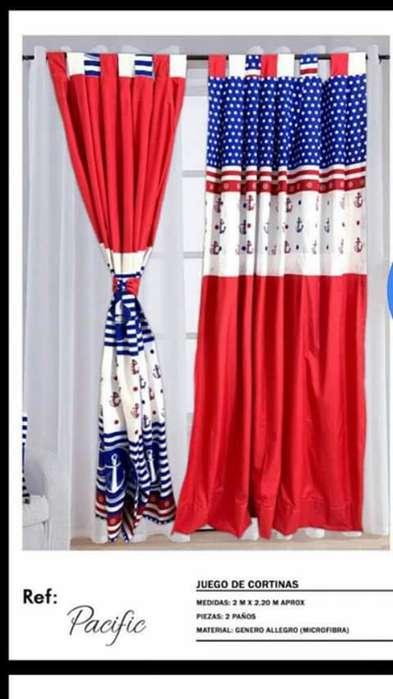 Preciosas <strong>cortinas</strong>