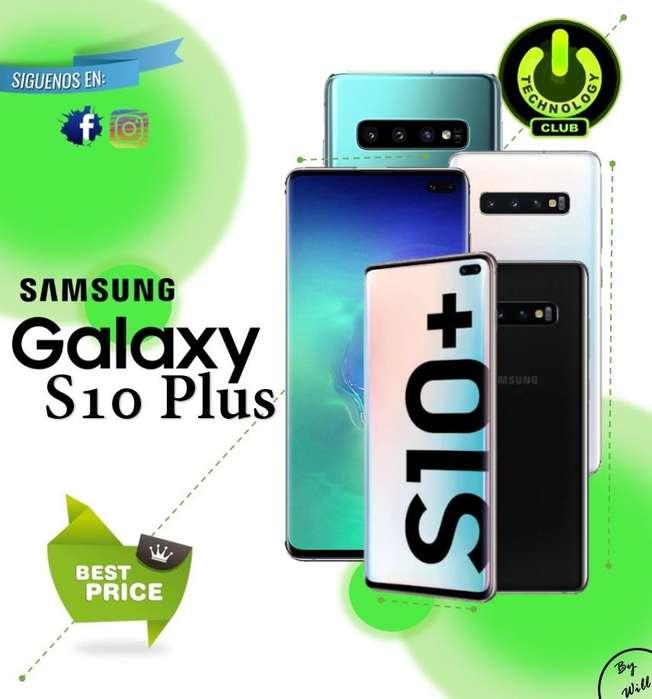 Cyber WOW <strong>samsung</strong> Galaxy S10 Plus 128 Gb Rom / Tienda física Centro de Trujillo / Celulares sellados Garantia 12 Meses