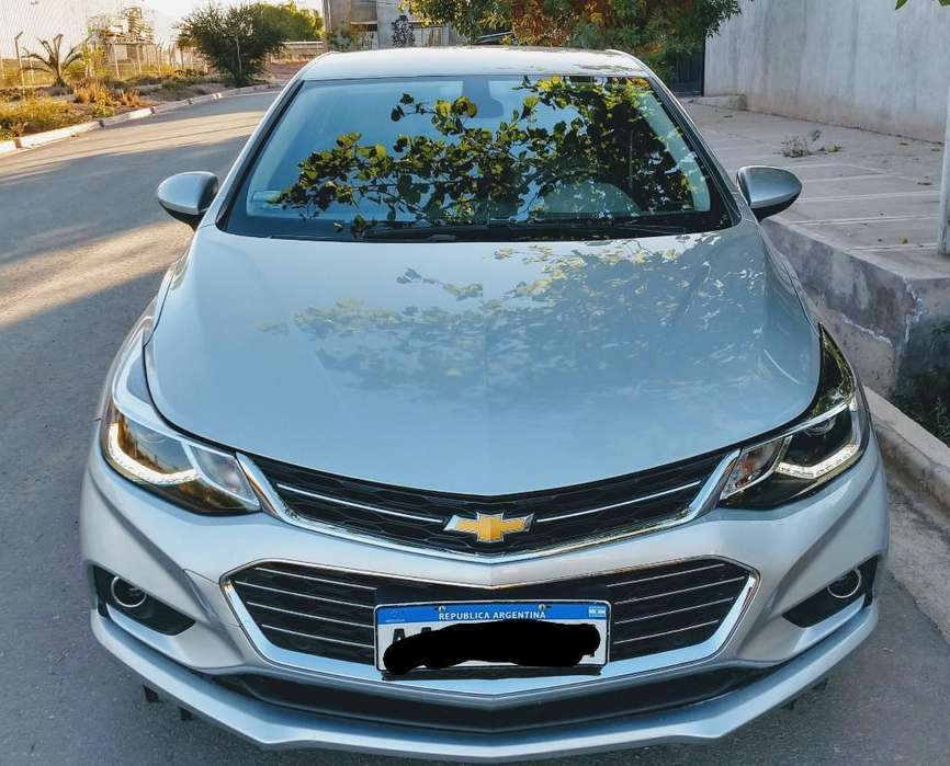 Chevrolet Cruze 2016 - 38500 km