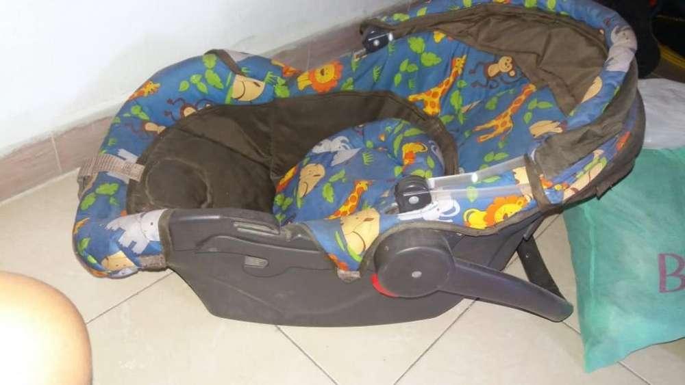 Silla para Carro Mecedora para Bebe