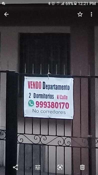 San Borja Vendo Departamento 2 Dorm