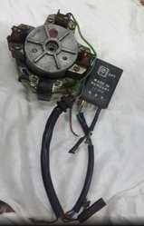 Rotor Interno Encendido completo ciclo