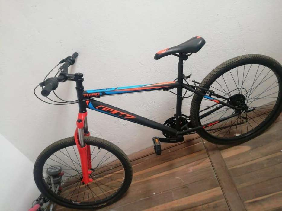 Bicicleta Gw Marco 16 Rin 26