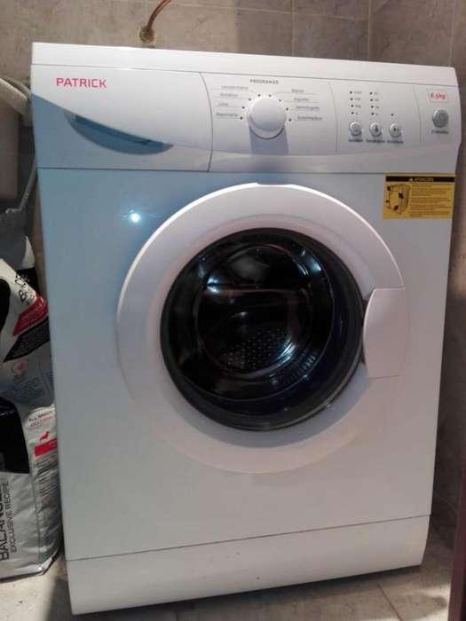 vendo lavarropas patrick