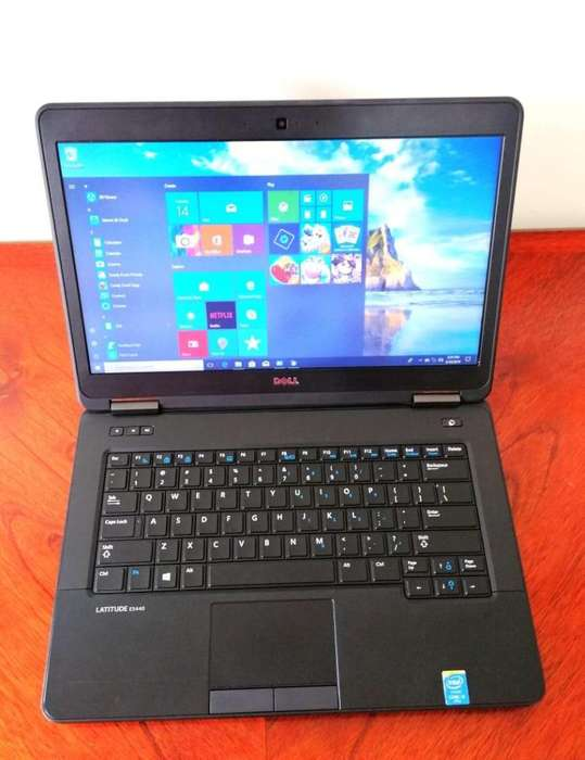 Laptop Dell Core I5, 8gb Ram, 500gb Disc