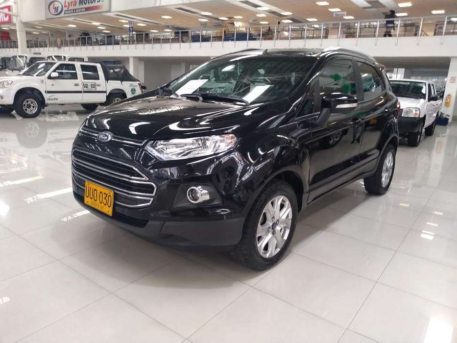 <strong>ford</strong> Ecosport 2015 - 77000 km