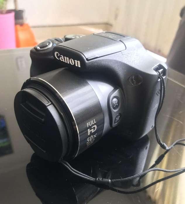 Camara Canon Sx 540 HsEstucheSd 32Gb