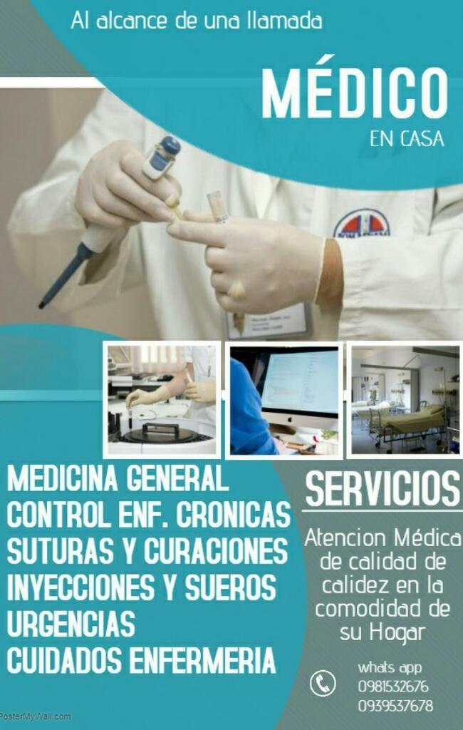 Medico a Domicilio Loja