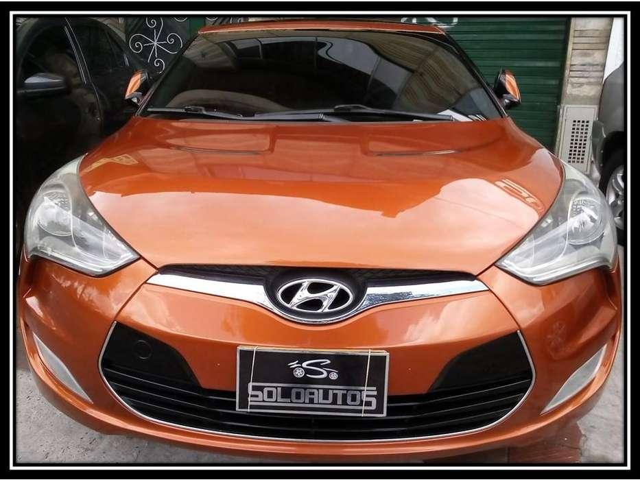 Hyundai Veloster 2013 - 37000 km
