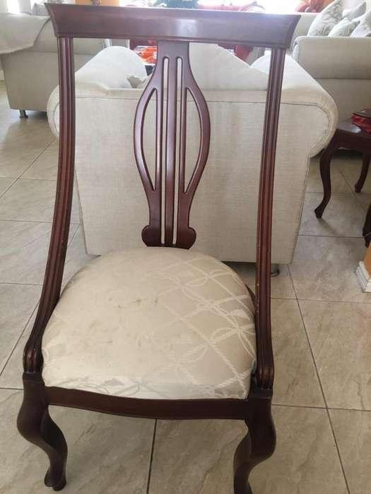 Sillas comedores: Muebles en venta en Pichincha | OLX P-3