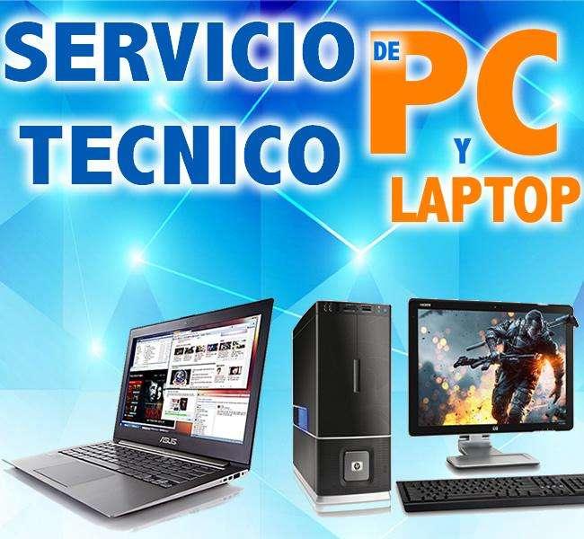 Servicios Tecnicos de Laptons Y Pc..... whpsat: 0984750935