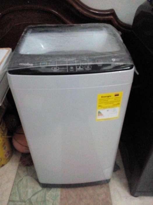 Se vende lavadora MABE modelo LMA9020WGAB0 con capacidad de hasta 9KL completamente nueva.