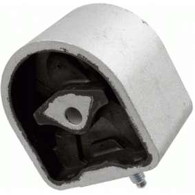 Soporte De Motor Lemforder P/mercedes Benz Clase A Trompa