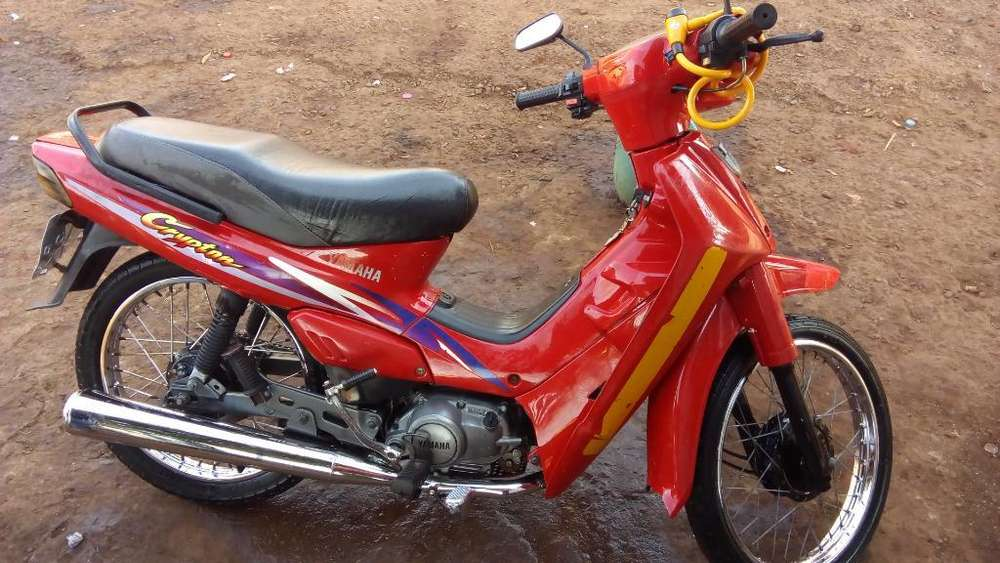 Vendo <strong>yamaha</strong> Krypton
