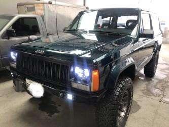 JEEP Cherokee 1995 - 210000 km