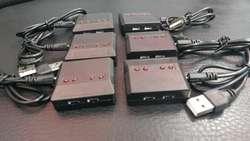 Cargador multiple para Drone