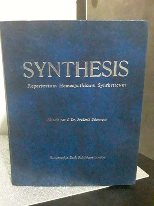 Libro Homeopatico Sintesys