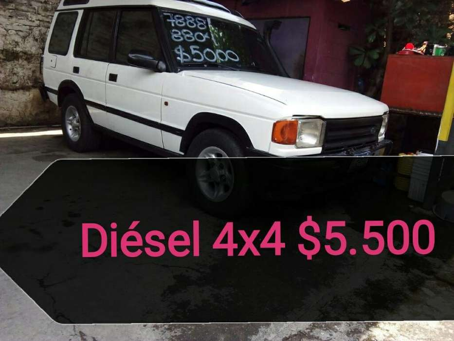Land Rover Discovery 1997 - 177000 km