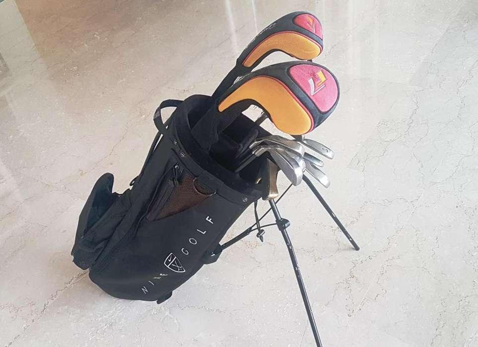 Juego de Palos de Golf Completo