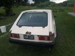 Fiat 147 Gnc