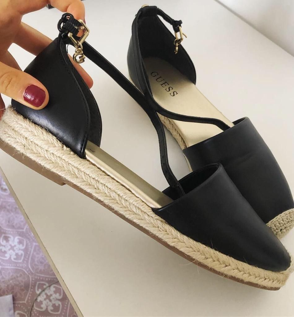 Guess Lima Talla 5 36 Zapatos Sandalias uPkiXZ