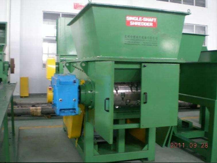 Triturador Alta Para Producción Para Plásticos 30 - 50 - 100