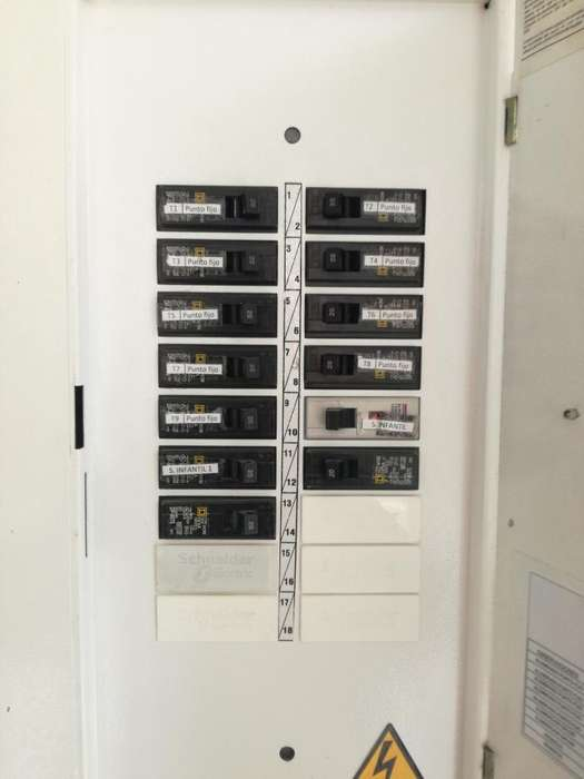 Técnico Electricista Madrid,funza,mosque