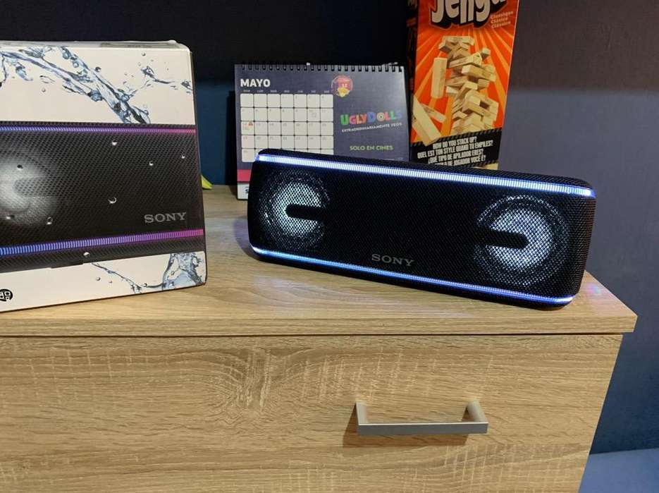Parlante Bluetooth Sony Xb41 2019